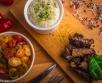 Eestimaiselt on kombinatsioon lihast, salatist ja kartulitest kujunenud juba tõeliseks...