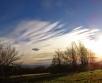 Täna on taevas pilvi hõredalt, sadu oodata ei ole ning vahelduseks saab siin-seal ka päikest...