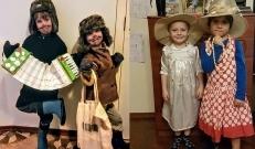 Kas mardisantidele kommid ostetud? Mardisandid ja kadrisandid on heasoovlikud õnnetoojad, kelle küllatulek annab perele hea ende.