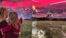 """Eesti Riiklik Ilmateenistus avas 5.02 Eesti Loodusmuuseumis näituse, mis pakub vastuseid erinevatele meie ilmastiku teemade rekorditest ning selgitab põnevaid ilmafenomene. Näitus """"100 aastat Eesti ilma(teenistust)"""" on avatud 3.03-ni"""
