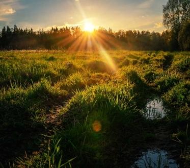 Ilma ülevaade 28.06.21 – 2.07.2021. Venemaa lääneosas pöörleb väike madalrõhkkond ja selle lääneserv ulatub üle Peipsi järve Ida-Eestisse, kus sajab hoovihma ja võimalik on ka äike..